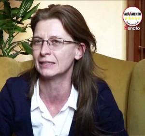 La Sen. Laura Bottici