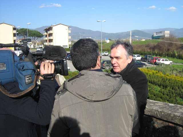 ROSSI ANNUNCIA ALTRI 8 MILIONI PER INTERVENTI SULL'OMBRONE