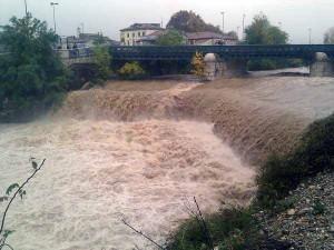 Ancora pericolo alluvioni