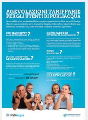 PUBLIACQUA, IL COMUNE DI MONTALE INFORMA