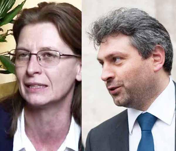 PARLAMENTARI CINQUE STELLE ALL'OSPEDALE SAN JACOPO