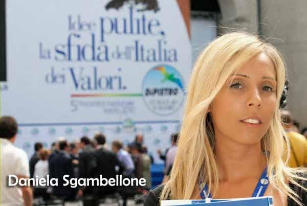 SGAMBELLONE (IDV) AL PD: «NELL'INTERESSE DEI CITTADINI, MODERATE I TONI»