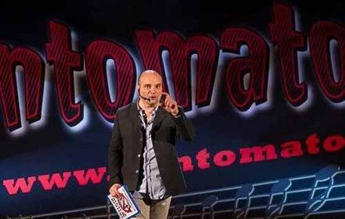TONY DE ANGELIS, L'INVENTORE DI SANTOMATO LIVE