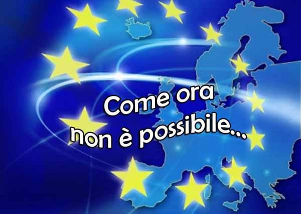 DEMOCRATICA, SOLIDALE: L'EUROPA GIUSTA