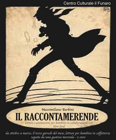 "TORNA IL ""RACCONTAMERENDE"""