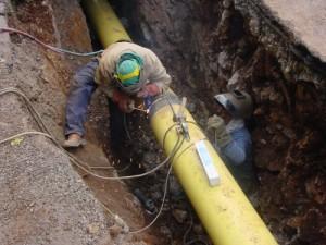 Lavori rete gas [repertorio]