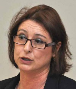 Silvia Cormio, Sindaco di San Marcello