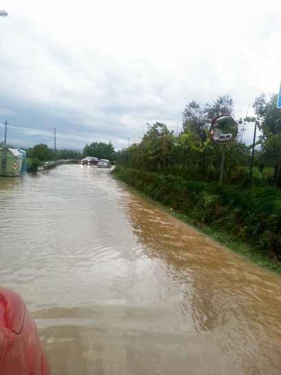CASAPOUND ATTACCA IL SINDACO SULL'EMERGENZA ALLAGAMENTI