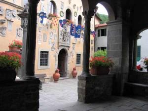 Cutigliano, Palazzo Comunale