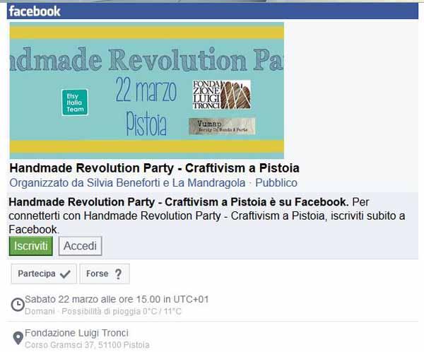 CRAFTIVISM: HANDMADE REVOLUTION PARTY