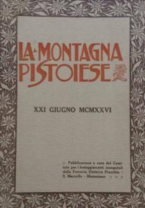 Il volume «La Montagna Pistoiese»