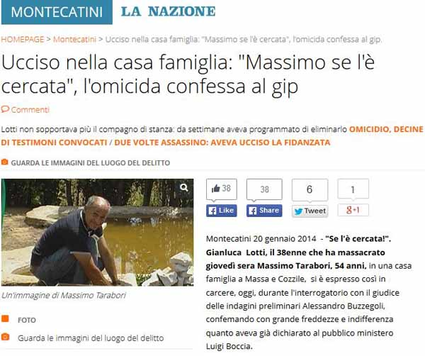 OMICIDIO IN CASA FAMIGLIA, FRATELLI D'ITALIA: «QUALE SAREBBE L'UTILITÀ DEI MEDICI PSICHIATRI?»