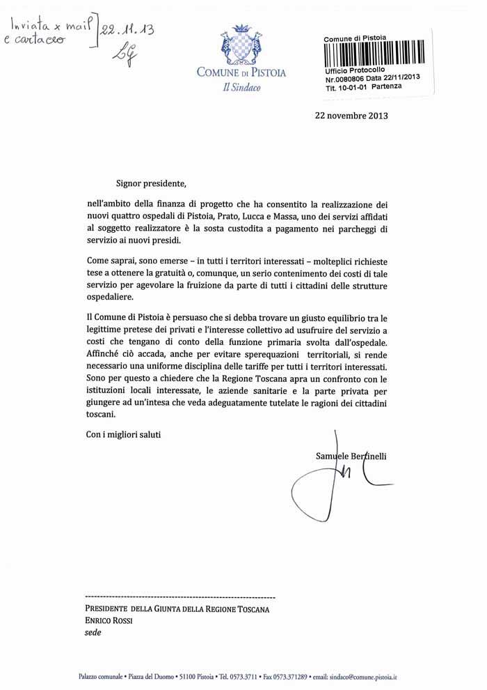 TARIFFE DEL PARCHEGGIO DEL SAN JACOPO: «INACCETTABILE LA PROPOSTA DELL'AZIENDA»
