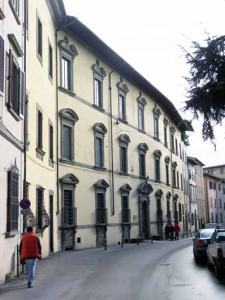 Palazzo Fabroni in Sant'Andrea