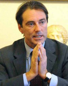 Renzo Berti, ex Sindaco di Pistoia
