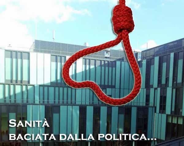 ASL3/NUOVO OSPEDALE E GE.SAT: «SILENZIO, PARLA IL DOLLARO!»