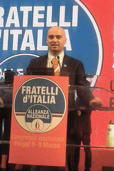 """FERRANTI (FDI-AN): """"COLPIRE IL POZZO DI GIACOBBE, SIGNIFICA AVER COLPITO LA CITTÀ"""""""