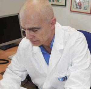Il dottor Andrea Cai