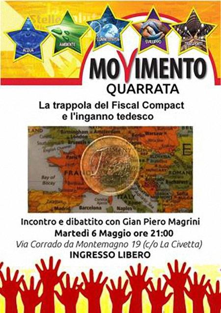 TRAPPOLA FISCAL COMPACT E INGANNO TEDESCO