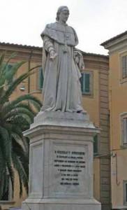 Niccolò Forteguerri, da cui il Liceo Classico di Pistoia