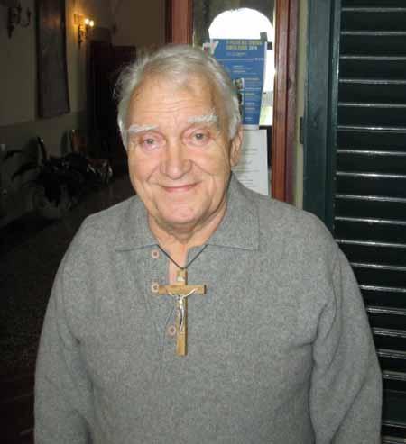 """SERGIO FORCONI E """"LA STANZA OSCURA"""""""