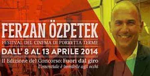 FERZAN ÖZPETEK PROTAGONISTA DEL XIII FESTIVAL DEL CINEMA DI PORRETTA
