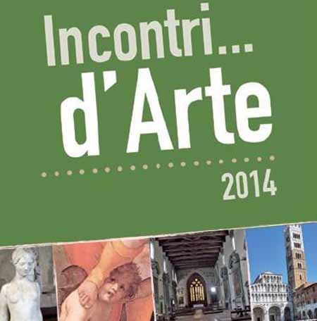 """INCONTRI D'ARTE 2014"" , VISITE GUIDATE GRATUITE"