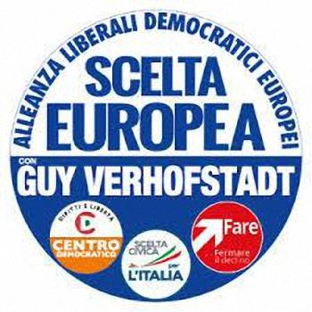 CENTRO DEMOCRATICO PT LISTA SCELTA EUROPEA ELEZIONI 2014
