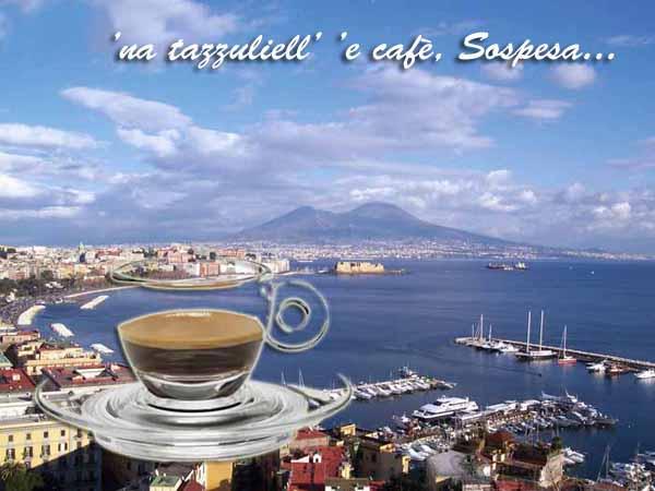 L'INSOSTENIBILE LEGGEREZZA DEL CAFFÈ. SOSPESO