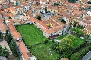 Veduta aerea di San Bartolomeo
