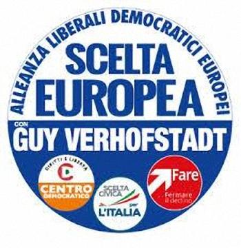 """""""SCELTA EUROPEA"""", SODDISFAZIONE DEL CENTRO DEMOCRATICO PISTOIESE"""