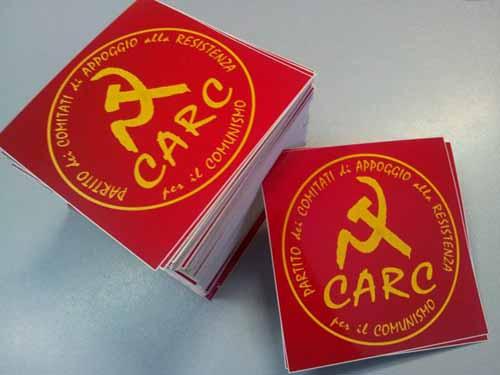 """carc. L'11 GIUGNO VOTIAMO PER LE LISTE """"PISTOIA CAMBIA"""" E """"PISTOIA IN MOVIMENTO"""" A SOSTEGNO DI GINEVRA LOMBARDI!"""