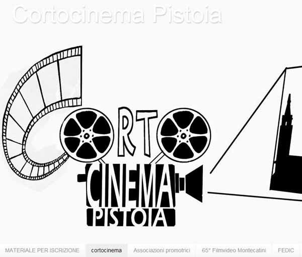 """ECCO """"IL CORTOCINEMA PISTOIA FESTIVAL"""""""