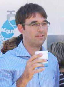 L'Assessore Luca Sabtucci