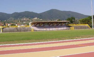 Stadio Raciti a Quarrata