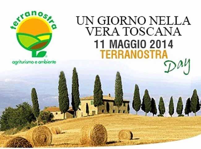 AGRITURISMI PISTOIESI A TERRANOSTRA DAY 2014