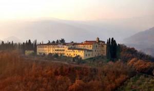 L'ex Convento di Giaccherino a Pistoia