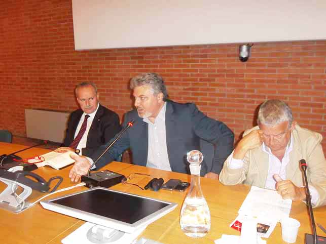 IL BATTESIMO EDITORIALE DEL CRIMINOLOGO ANTONIO FUSCO