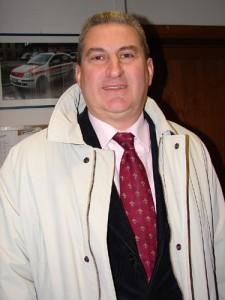 Il Presidente regionale delle Misericordie della Toscana Alberto Corsinovi