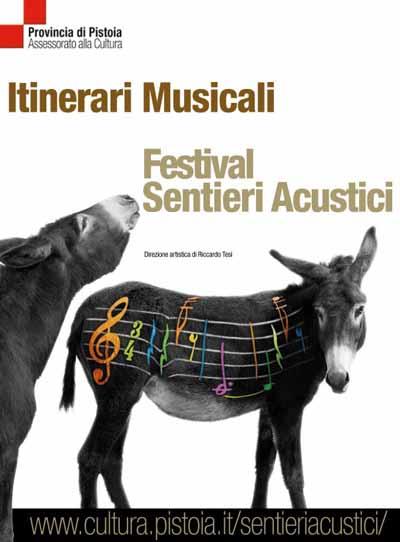 TORNANO GLI ITINERARI MUSICALI