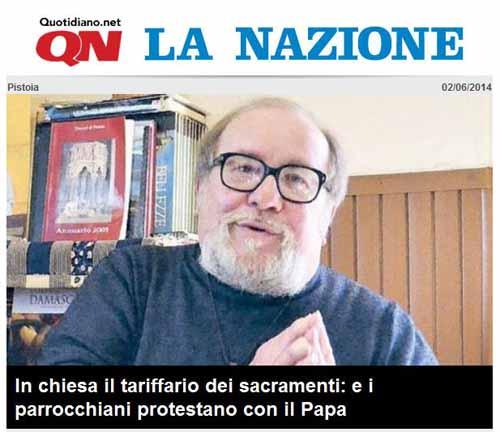 «SULLE 'TARIFFE', QUESTA È LA VERSIONE PIÙ CORRETTA»