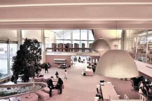 La biblioteca San Giorgio