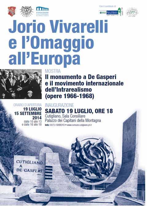 IORIO VIVARELLI E L'OMAGGIO ALL'EUROPA
