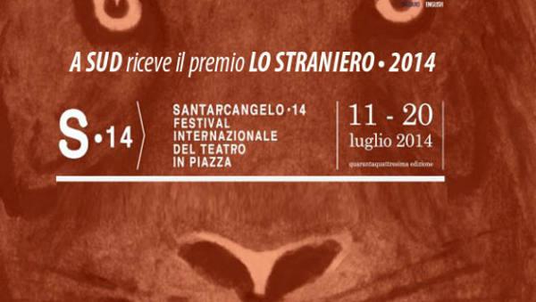 """IL PREMIO """"LO STRANIERO 2014"""" ALLA ASSOCIAZIONE """"A SUD"""""""