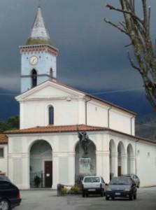 La Chiesa di Valdibrana