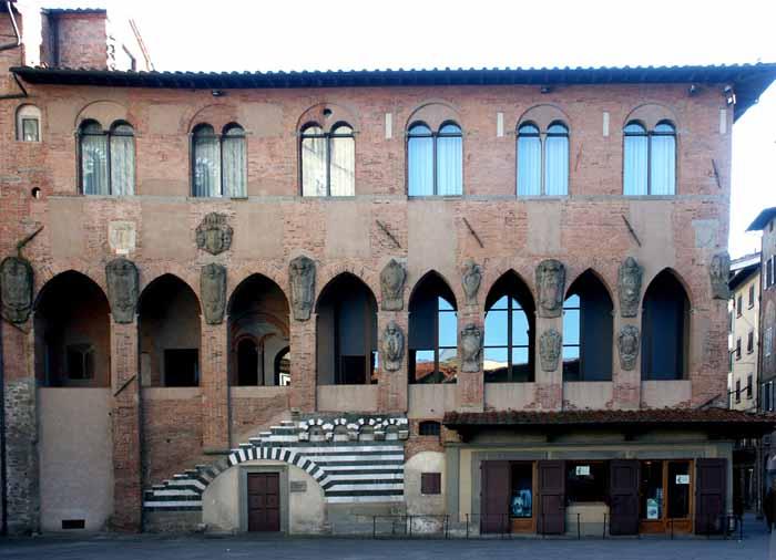 NOTTI DELL'ARCHEOLOGIA A PISTOIA, VISITE GUIDATE
