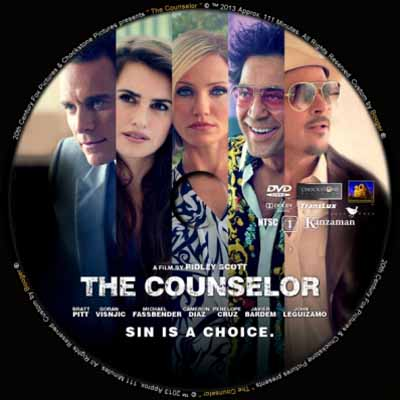 IL CINEMA ITINERANTE PROPONE «THE COUNSELOR»