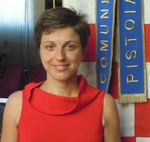 L'assessore Elena Becheri