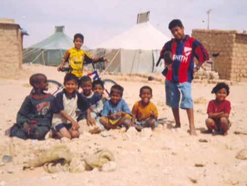 BAMBINI SAHARAWI, SI CERCANO FAMIGLIE DISPONIBILI ALL'OSPITALITÀ