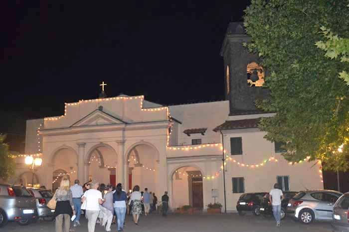 TIZZANA FESTEGGIA SAN BARTOLOMEO APOSTOLO
